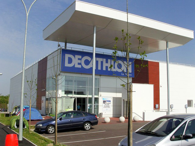 DECATHLON SNC SEPRIC